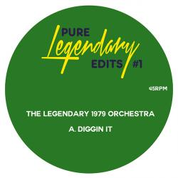 "Legendary 1979 Orch/DIGGIN IT 12"""