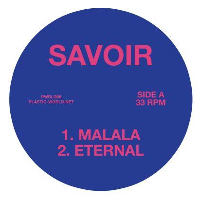 "Savoir/ETERNAL HARVEY SUTHERLAND RMX 12"""