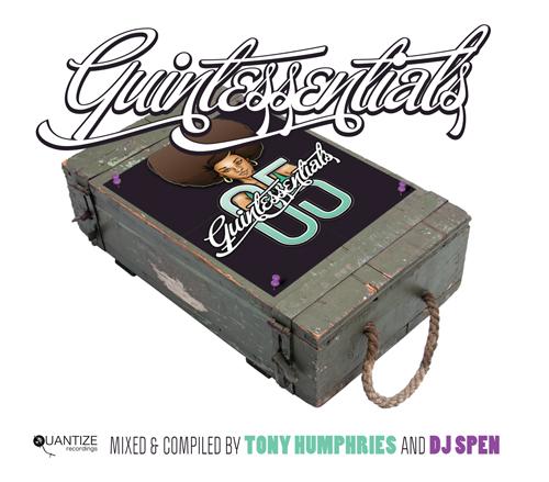 Tony Humphries/QUINTESSENTIALS DCD