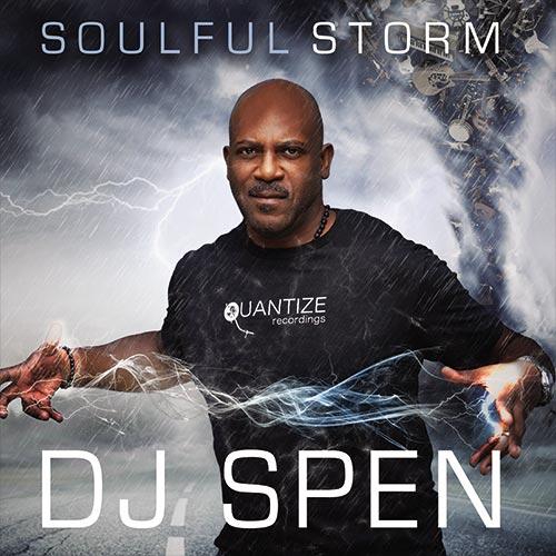 DJ Spen/SOULFUL STORM DLP