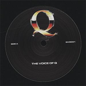 """Q/THE VOICE OF Q 12"""""""