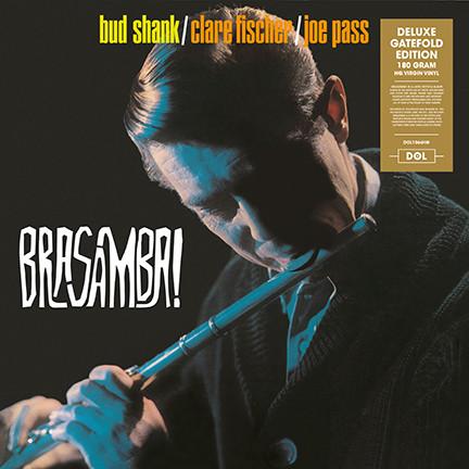 Bud Shank & C. Fischer/BRASAMBA(GTFD) LP