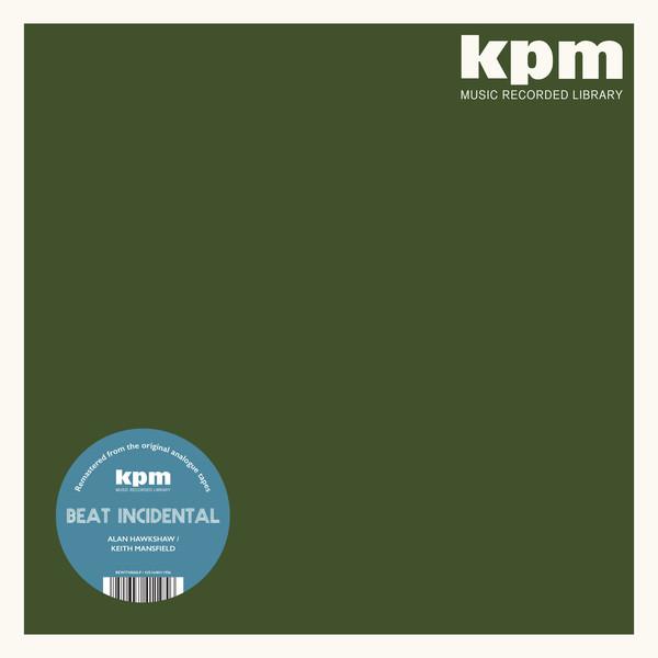 Alan Hawkshaw & Keith M./BEAT...LP