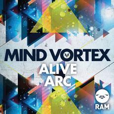 """Mind Vortex/ALIVE 12"""""""