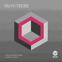 Calyx & Teebee/DAY THAT NEVER COMES 12""