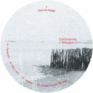 """Continental/WHISPERS (COSMIN TRG RX) 12"""""""
