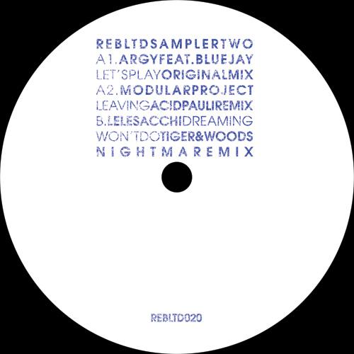 """Various/REBIRTH LTD SAMPLER TWO 12"""""""