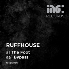"""Ruffhouse/THE FOOT 12"""""""