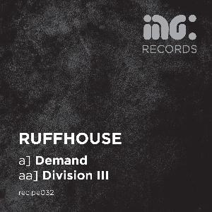 "Ruffhouse/DEMAND 12"""