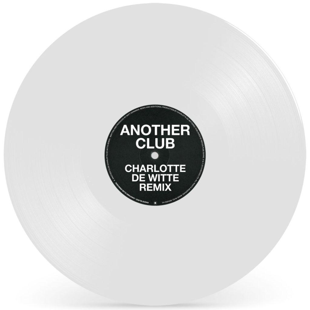 "Radio Slave/ANOTHER CLUB RMX'S (CV) 12"""