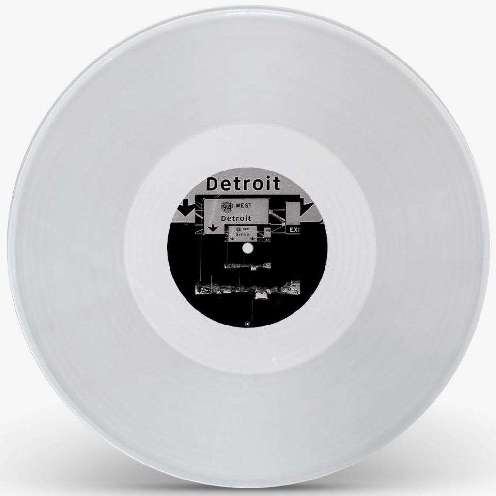 "Robert Hood/NOTHING STOPS DETROIT-CV 12"""