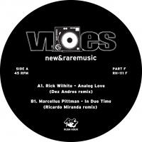 """Rick Wilhite/VIBES:NEW & RARE-PART F 12"""""""
