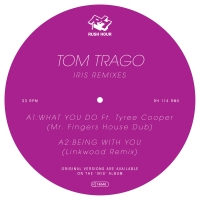 "Tom Trago/REMIXES - KINK & LINKWOOD 12"""