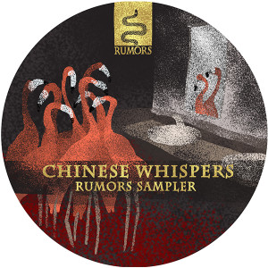 """Various/CHINESE WHISPERS 12"""""""