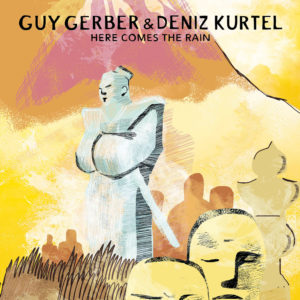 Guy Gerber/HERE COMES THE RAIN 12""