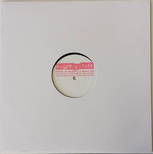 "DJ Vas/RAZOR-N-TAPE EDITS 12"""