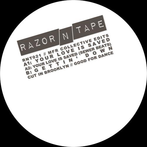 "MFR Collective/RAZOR-N-TAPE EDITS 12"""
