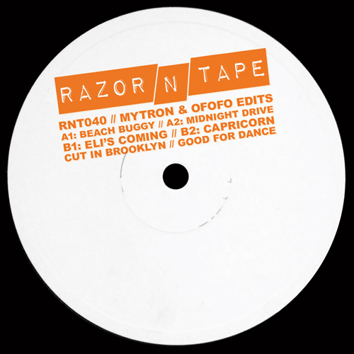 "Mytron & Ofofo/RAZOR-N-TAPE EDITS 12"""