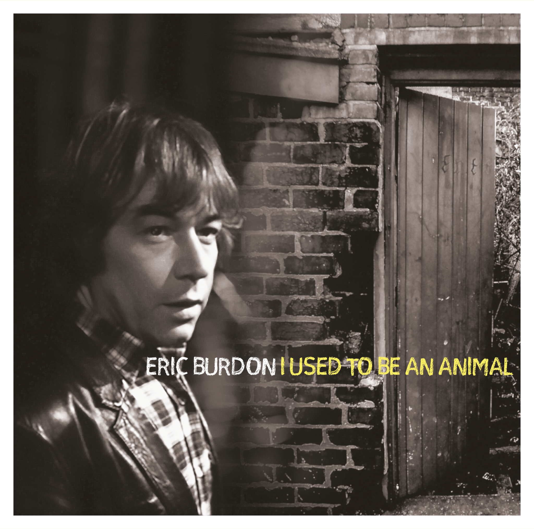Eric Burdon/I USED TO BE AN ANIMAL LP