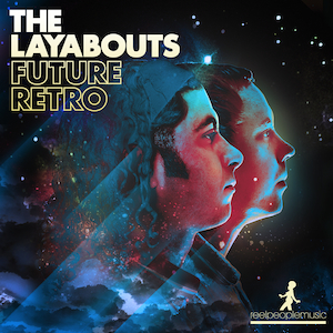 Layabouts, The/FUTURE RETRO CD