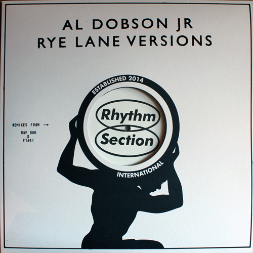 Al Dobson Jr/RYE LANE VERSIONS EP 12""