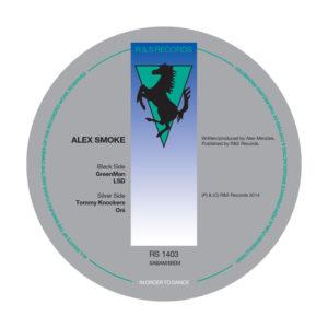 """Alex Smoke/GREENMAN 12"""""""