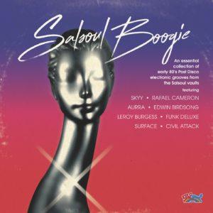 Various/SALSOUL BOOGIE DLP