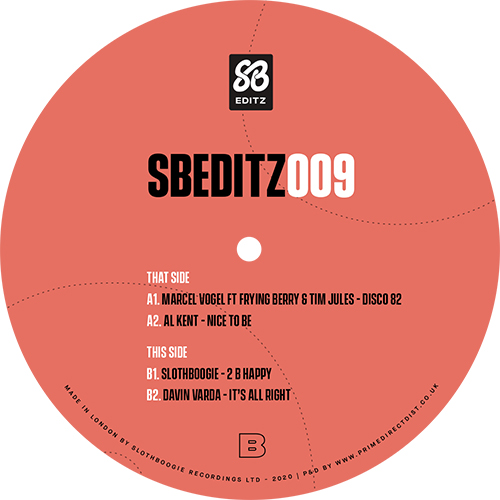 "Various/SBEDITZ009 12"""