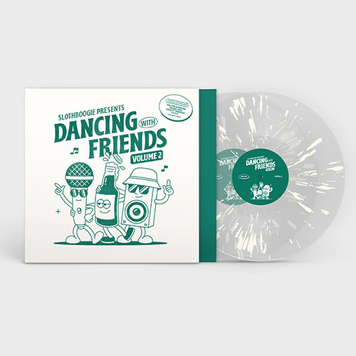 Various/DANCING WITH FRIENDS VOL 2 DLP