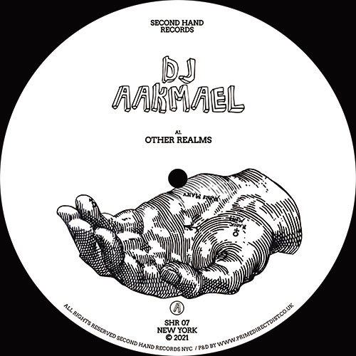 """DJ Aakmael/OTHER REALMS 12"""""""