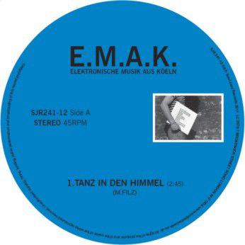 """E.M.A.K./TANZ IN DEM HIMMEL  12"""""""