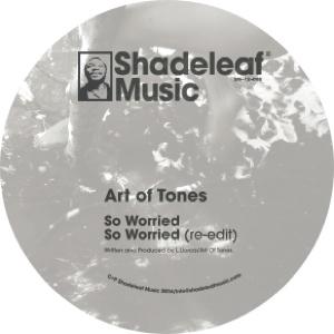 "Art of Tones & Thatmanmonkz/SPLIT 12"""