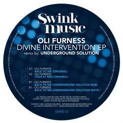 "Oli Furness/DIVINE INTERVENTION EP 12"""