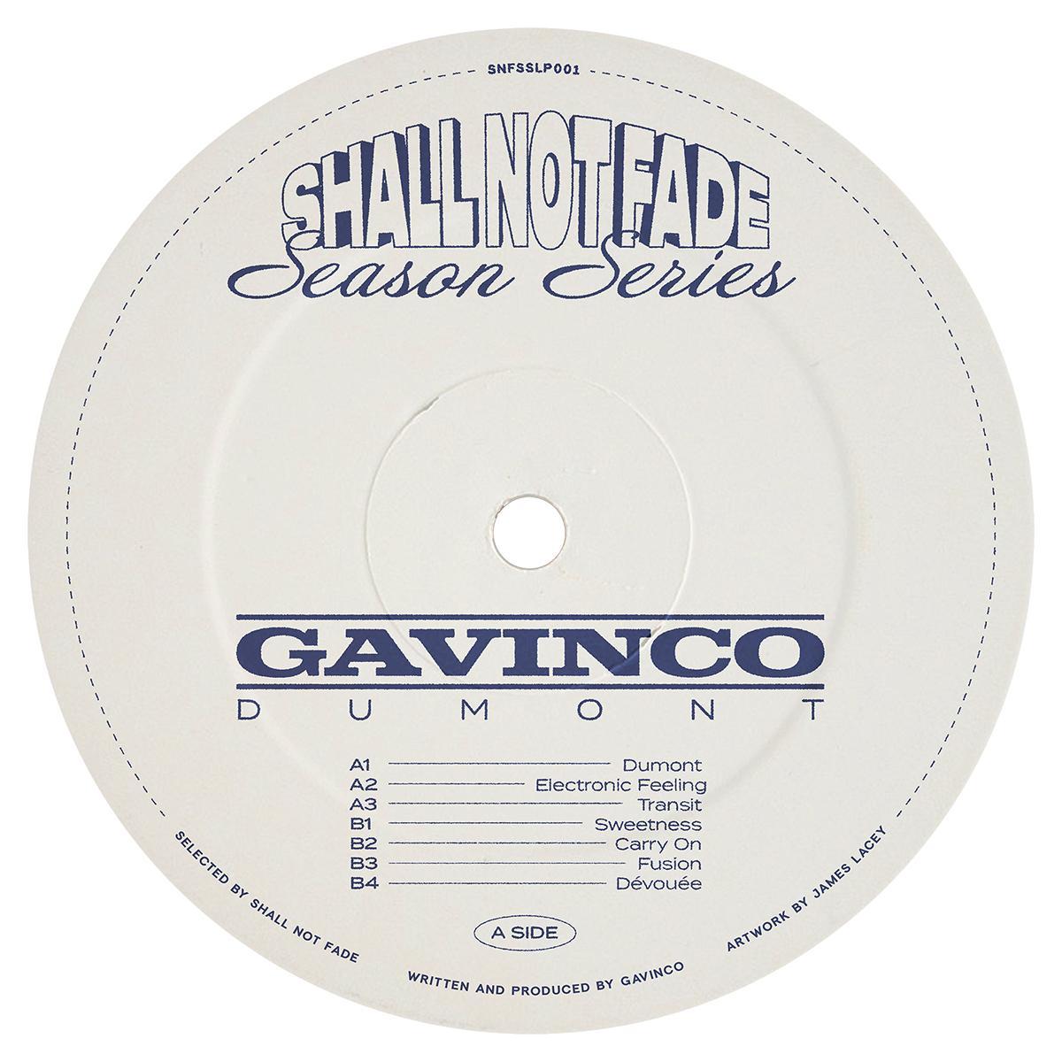 Gavinco/DUMONT LP