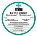 """Kenny Bobien/CLASSICS VOL. 1 12"""""""