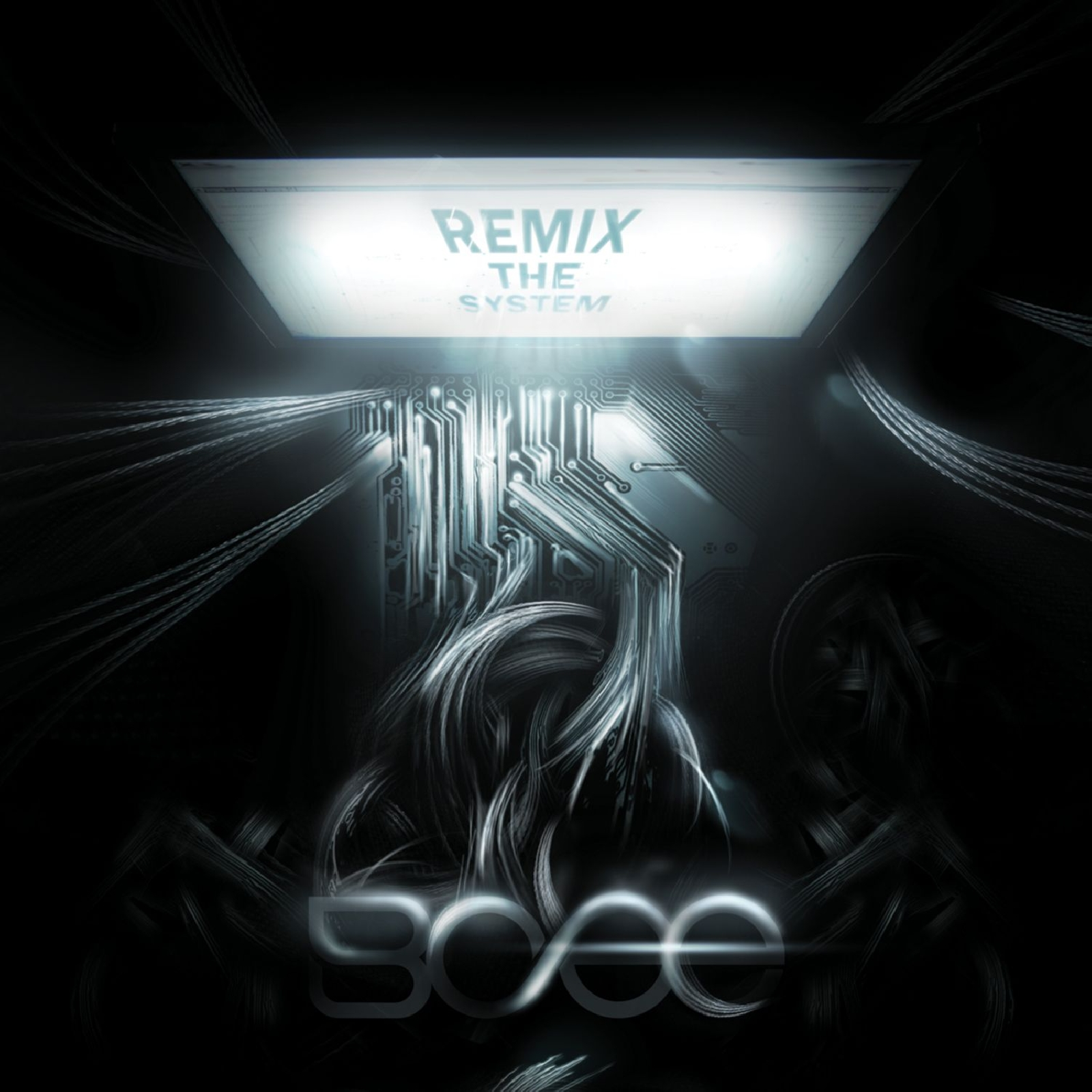 BCee/REMIX THE SYSTEM CD