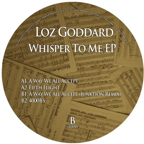 "Loz Goddard/A WAY... (JUNKTION RMX) 12"""