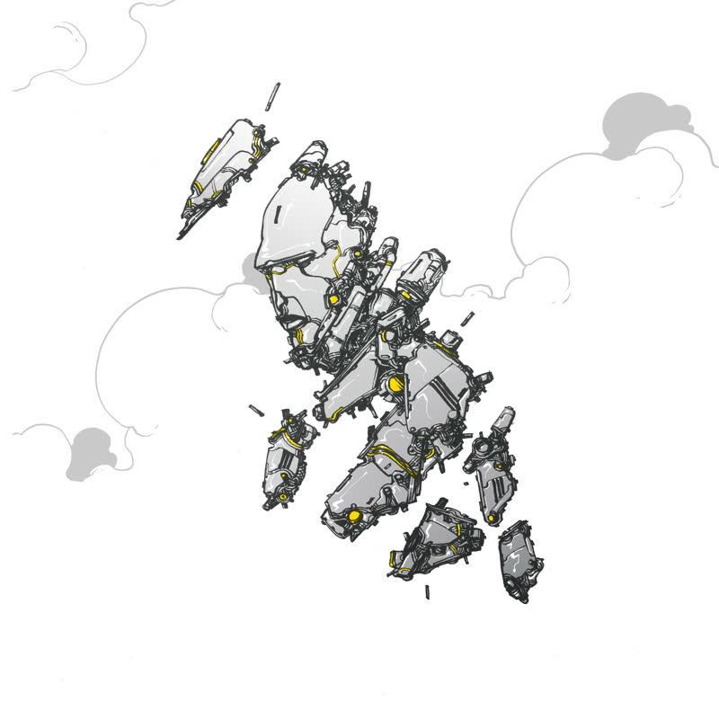 Deadhand/MEANWHILE DLP