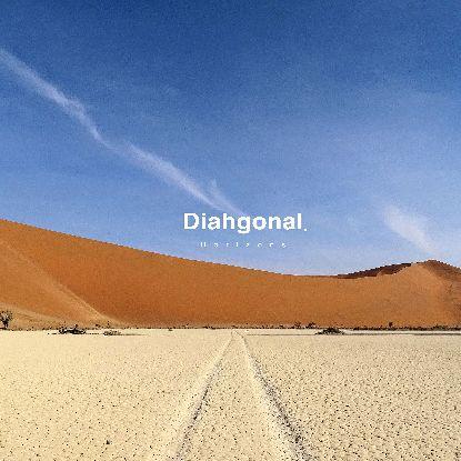 "Diahgonal/HORIZONS REMIXES 12"""