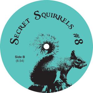 """Secret Squirrel/NO 08 12"""""""