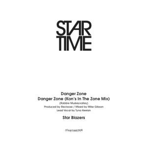 "Star Blazers/DANGER ZONE 7"""