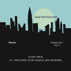 """Small World Disco/EDITS #11 12"""""""