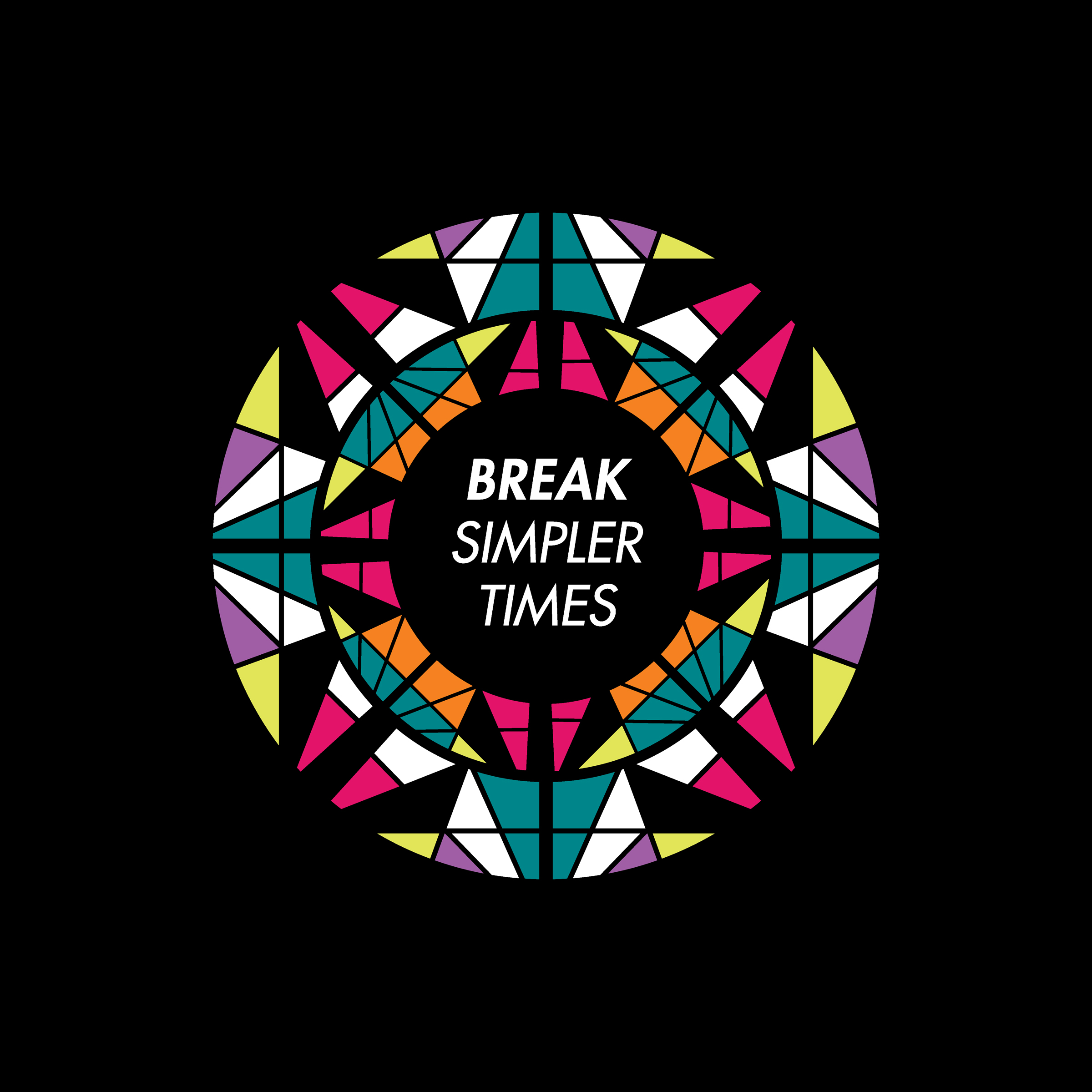 Break/SIMPLER TIMES 3LP