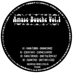 """Various/AMUSE-BOUCHE VOL. 1 12"""""""