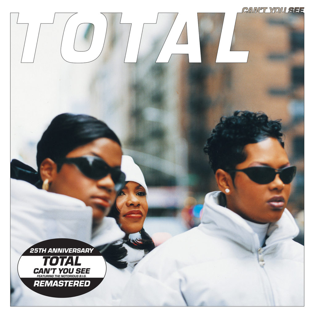 """Total ft. Biggie/CAN'T YOU SEE 7"""""""