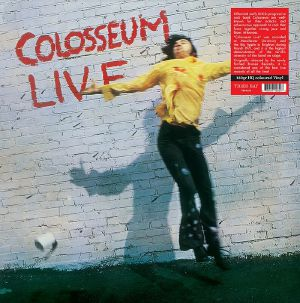 Colosseum/LIVE (RED & YEL) DLP *DENTED*