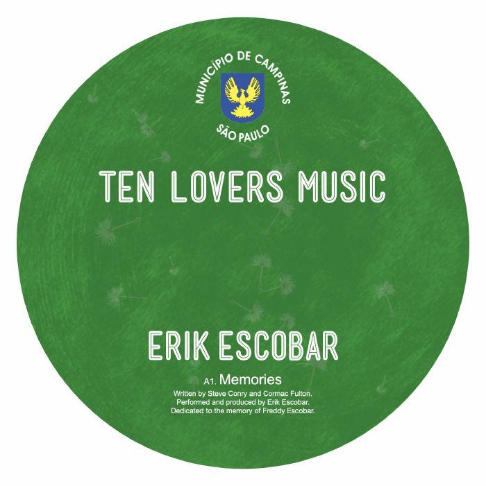 "Various/BEST OF TEN LOVERS MUSIC 12"""