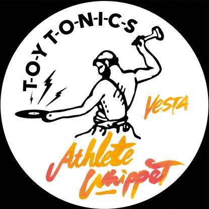 "Athlete Whippet/VESPA 12"""