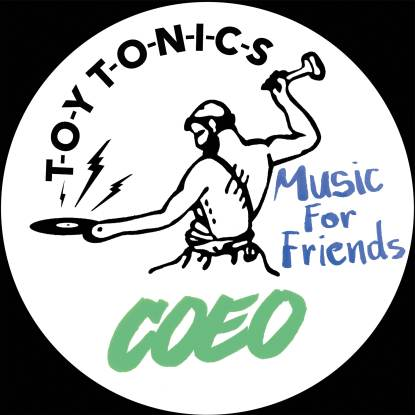 """COEO/MUSIC FOR FRIENDS EP 12"""""""