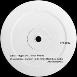 "Perc/HYPERLINK (TYMON REMIX) 12"""